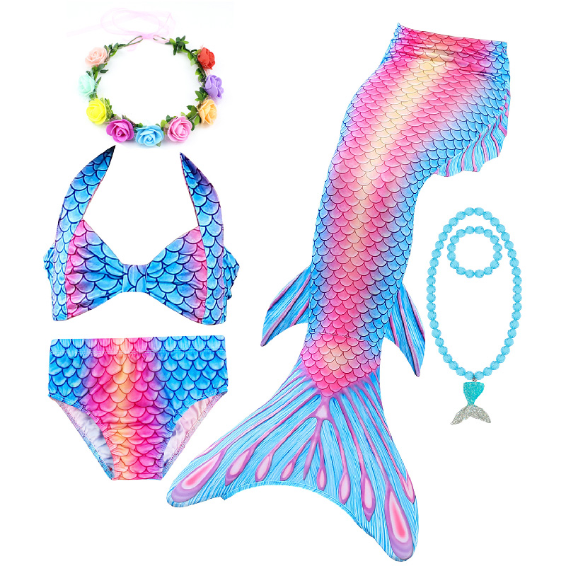 HD1132 Mermaid Swimsuit